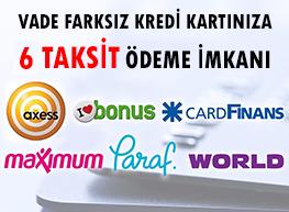 Vade Farksız Kredi Kartlarına 9 Taksit Ödeme İmkanı