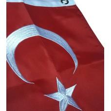 Atlantech Türk Bayrağı 30x45 cm