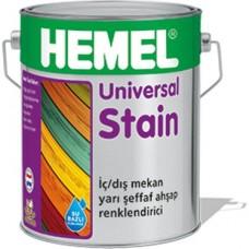 HEMEL® Marine Universal Stain Su Bazlı Ahşap Renklendirici 0,75 lt