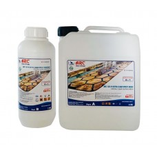 ARC 150 Ultra Şeffaf Döküm Tipi Epoksi Reçine 1,5 kg.