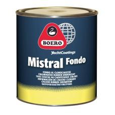 Boero MISTRAL FONDO Zehirli Boya Astarı 2,5 lt