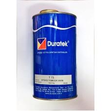 Duratek T 73 Epoksi Tiner 0,9 kg
