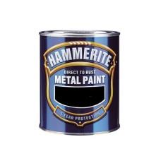 Hammerite Direkt Pas Üstü Pürüzsüz Metal Boya 750 ml