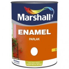 Marshall Enamel Parlak Sentetik Yağlı Boya 0,75 Lt