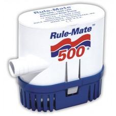 Rule Mate Tam Otomatik Sintine Pompası 500 GPH 12V