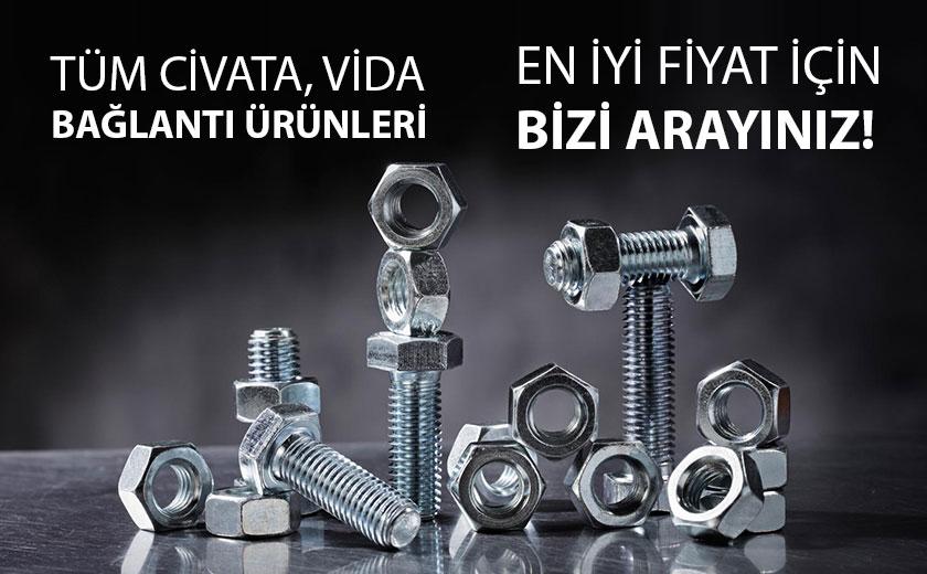 Civata, Vida, Bağlantı Elemanları, Ürünleri, Kampanya