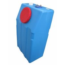 Nuova Rade dik montaj pis su tankı