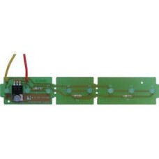 Otomatik sigortalı paneller için etiket aydınlatma kiti