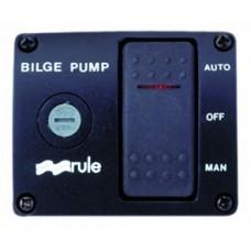 Rule® 3-konumlu sintine anahtarı