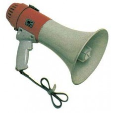 Megafon, sirenli