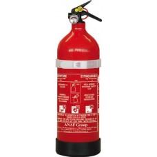 Kuru kimyevi tozlu yangın söndürücü