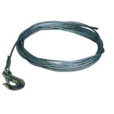 Vinç için galvanizli çelik halat