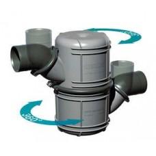 Waterlock. 60, 75 veya 90 mm iç çaplı egzoz hortumlarına uygundur.