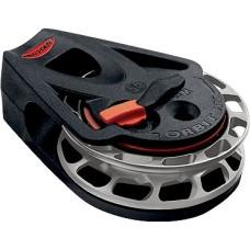 Ronstan 55 serisi Orbit vitesli makara. Yüzeye montaj, saat yönünün tersine dönüşlü, otomatik veya manuel.