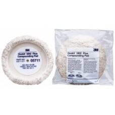 3M 05711 Hookit Beyaz Yün Pasta Keçesi