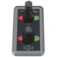 Quick TCD 1044 Kontrol paneli