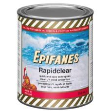 Epifanes Rapid Clear saten vernik 750 ml