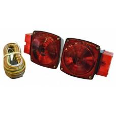Römork stop-sinyal lambası kiti