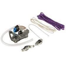 Laser pupa palanga sistemi