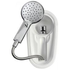 Gömme duş ve muhafazası