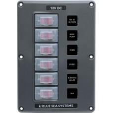 Blue Sea Systems Suya dayanıklı sigorta panelleri
