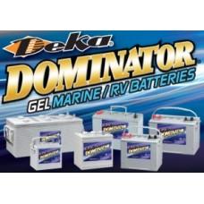 Deka Dominator Jel akü